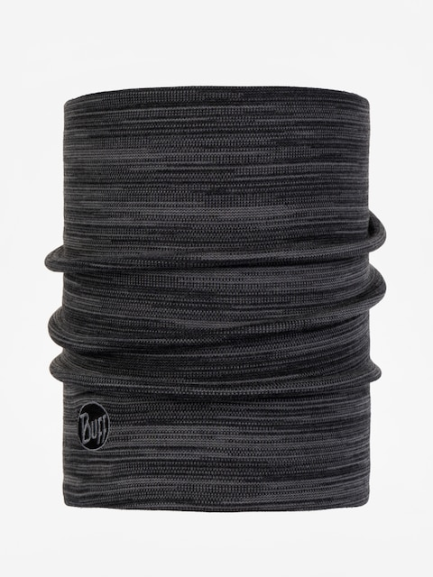Buff Bandana Hw Merino Wool (castlerock grey multi stripes)