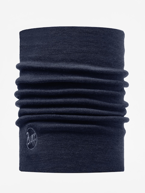 Buff Neckwarmer Hw Merino Wool (solid denim)