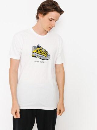 Enjoi T-shirt Never Forget Premium (white)