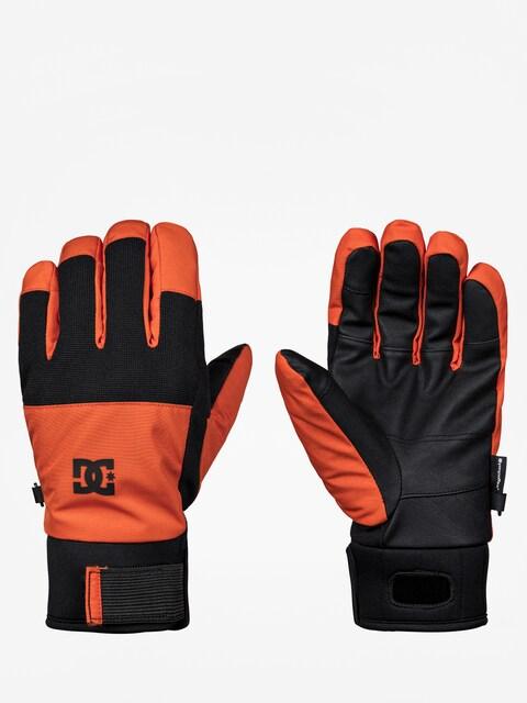 DC Handschuhe Industry Glove (red orange)