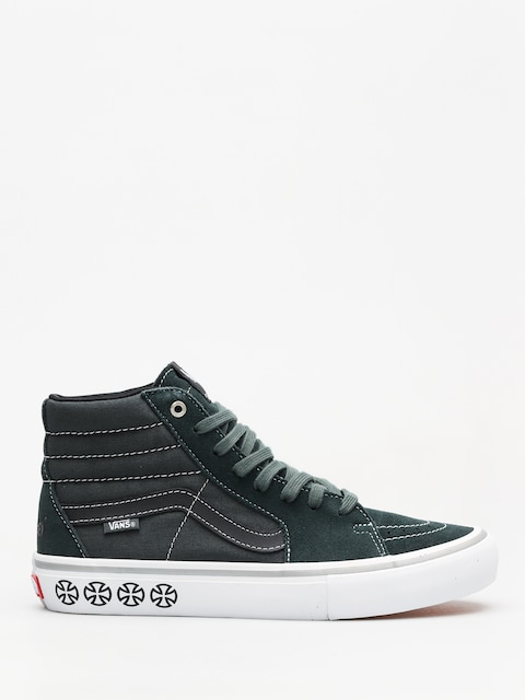 Vans x Independent Shoes Sk8 Hi Pro (independent spruce)