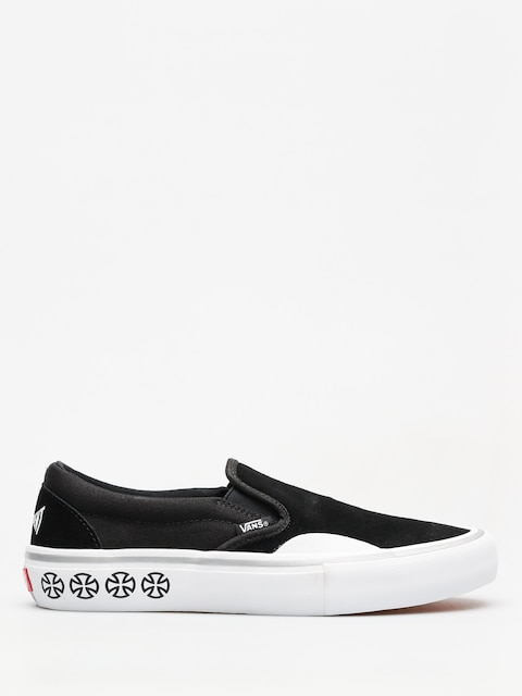 Vans x Independent Shoes Slip On Pro (independent black/white)