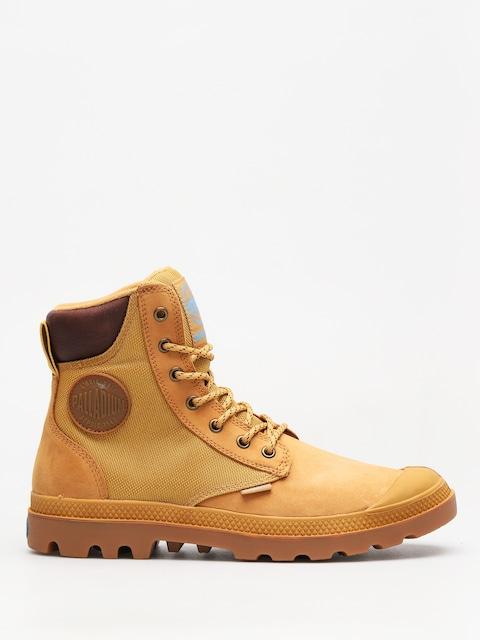 Palladium Schuhe Pampa Sport Cuf WPN (amber gold/mid gum)