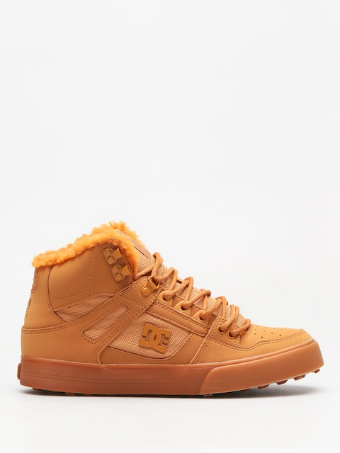 DC Schuhe Pure High Top Wc Wnt (wheat/white)