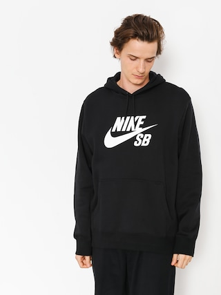 Nike SB Hoodie Sb Icon HD (black/white)