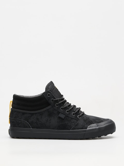 DC Shoes Evan Hi Wnt (black/yellow)