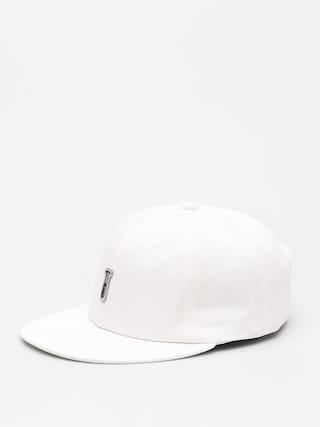 Diamond Supply Co. Cap Fasten Unstructured 6 Pan Stra ZD (white)