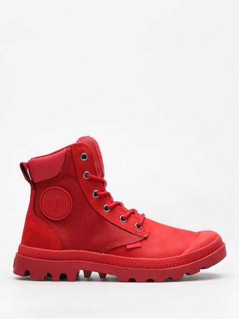 Palladium Schuhe Pampa Sport Cuf WPN (chevron/rio red)