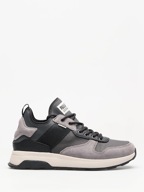 Palladium Shoes Ax_Eon Army Runner (asphalt/anthracite/black)