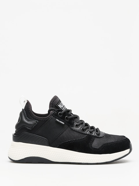 Palladium Shoes Ax_Eon Army Runner Wmn (black/white)