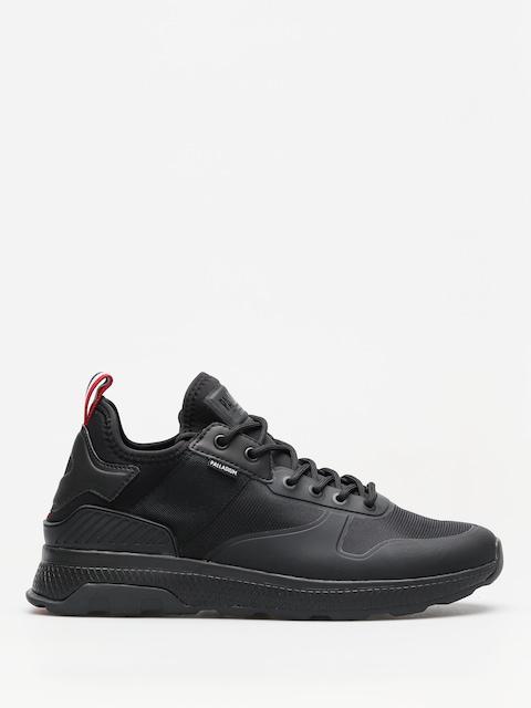 Palladium Shoes Ax_Eon Army Runner Amphibian (black/black)