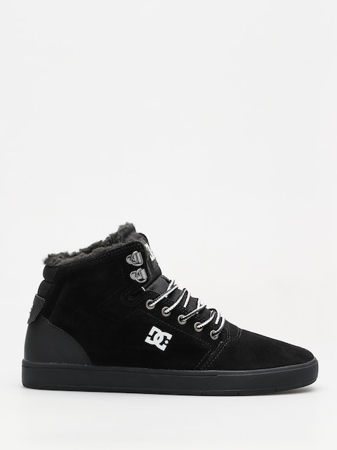 DC Winter shoes Crisis High Wnt (black/white/black)