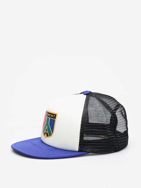 Element Cap Ea Trucker ZD (sodalite blue)