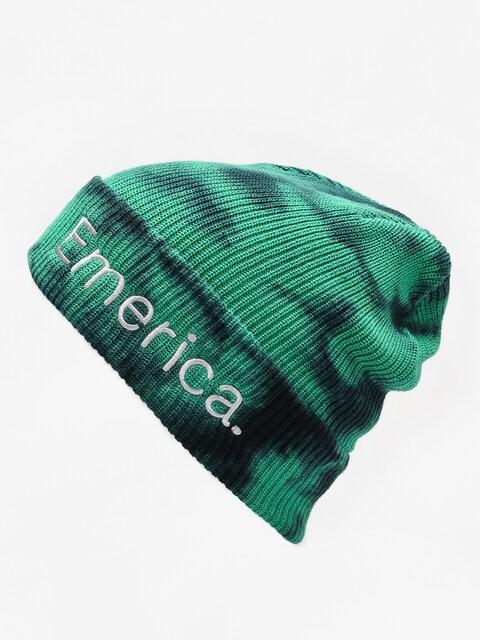 Emerica Beanie Tied Cuff Beanie (green/black)