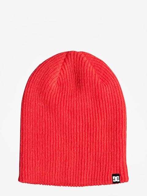 DC Beanie Clap (fiery coral)