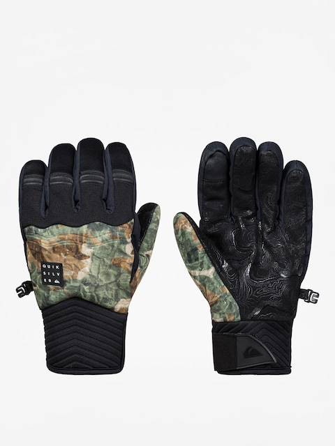 Quiksilver Gloves Method Glove (tanenbaum grape leaf)