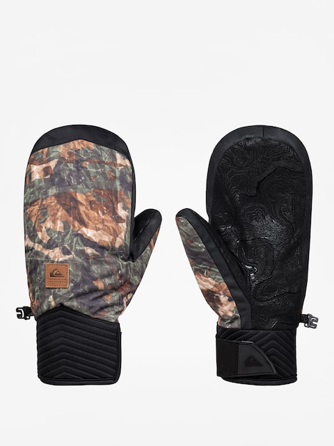 Quiksilver Gloves Method Mitt (tanenbaum grape leaf)