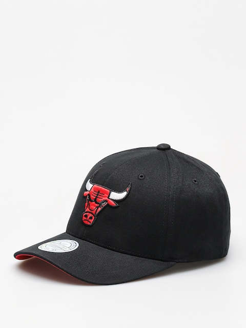 Mitchell & Ness Cap Nba Team Logo Low Pro 110  ZD (black/bulls)