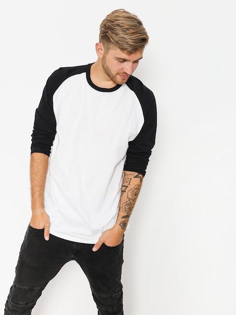 Element T-Shirt Basic Raglan 3/4 (optic white)