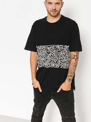 Element T-Shirt Kh Big Panel (flint black)