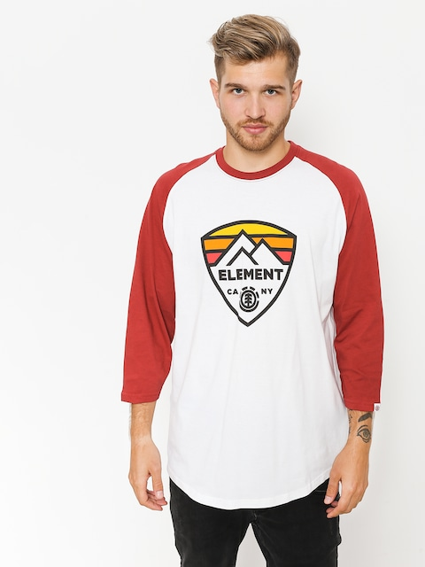 Element T-shirt Guard Raglan (brick red)