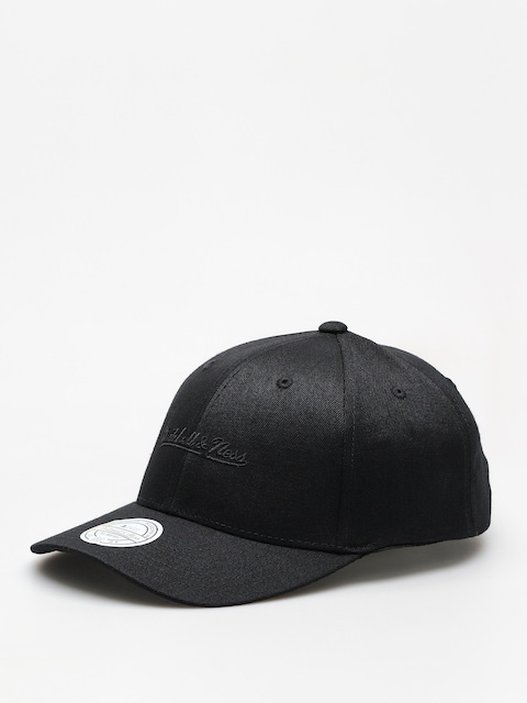 Mitchell & Ness Cap Script Lowpro 110 ZD (black)