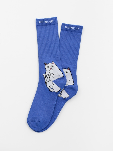 RipNDip Socken Lord Nermal (royal)