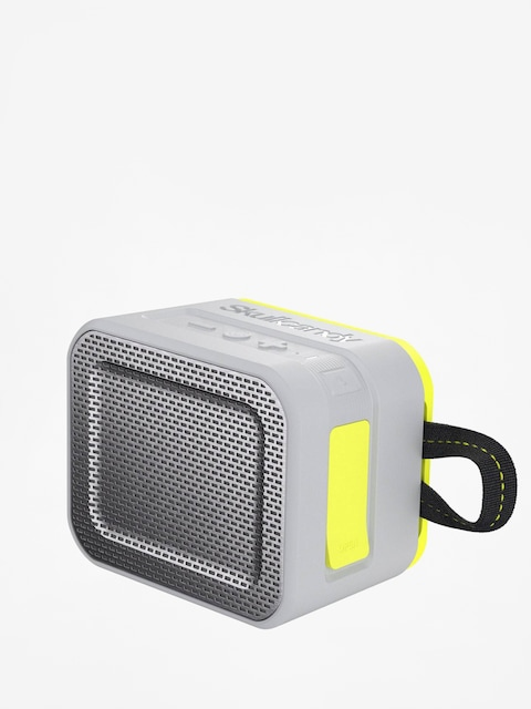 Skullcandy BT Speaker Barricade BT (gray/charcoal/hotlime)