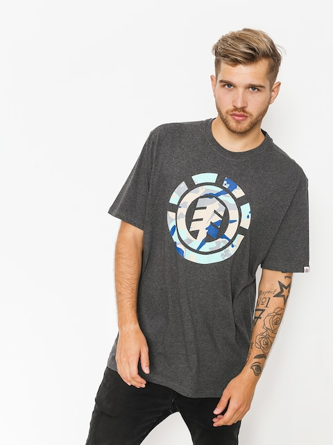 Element T-shirt Spirit Camo (charcoal heather)