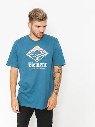 Element T-shirt Layer (blue steel)