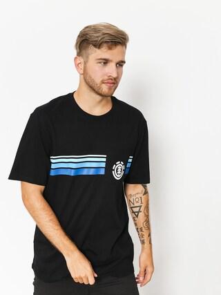 Element T-shirt Dawn Pocket (flint black)
