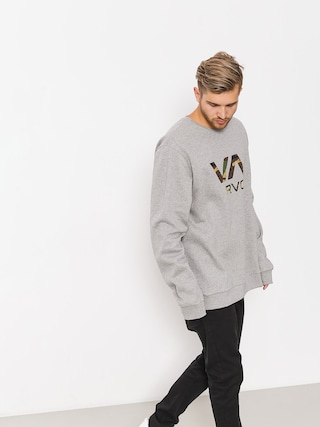 RVCA Sweatshirt Va Rvca (athletic heather)