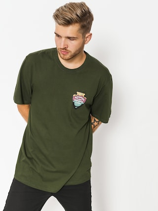 Element T-shirt Ea North America (olive drab)
