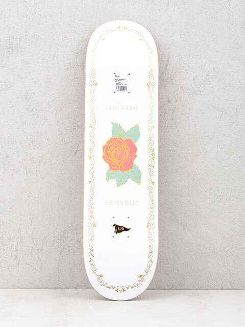 Primitive Deck Najera Arch Rose (white)