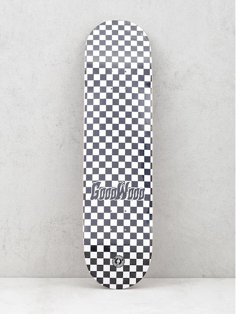Goodwood Deck Checker (black/white)