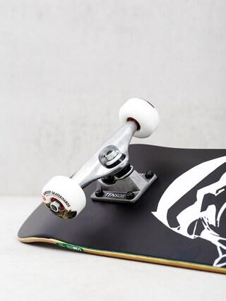 Almost Skateboard Dark Knight Resin Premium (black)