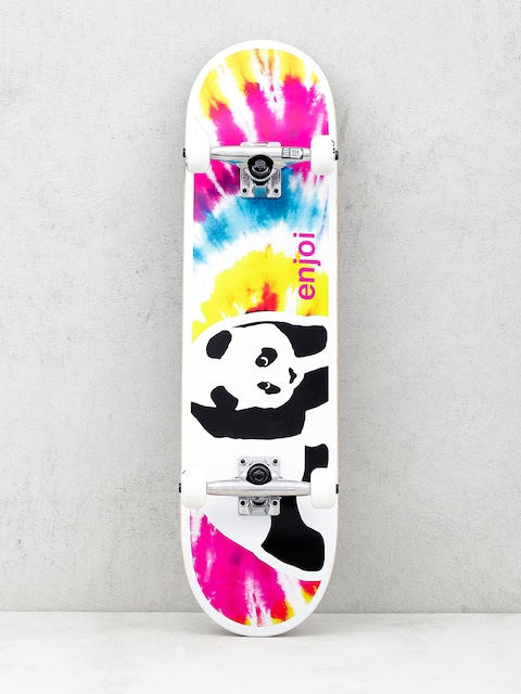 Enjoi Skateboard Negative Space (tiedye)