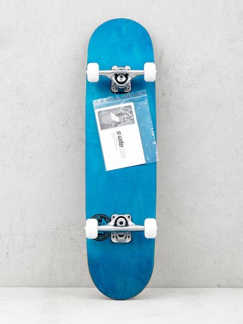 Minilogo Skateboard Brich 13 (chevron stamp blue)