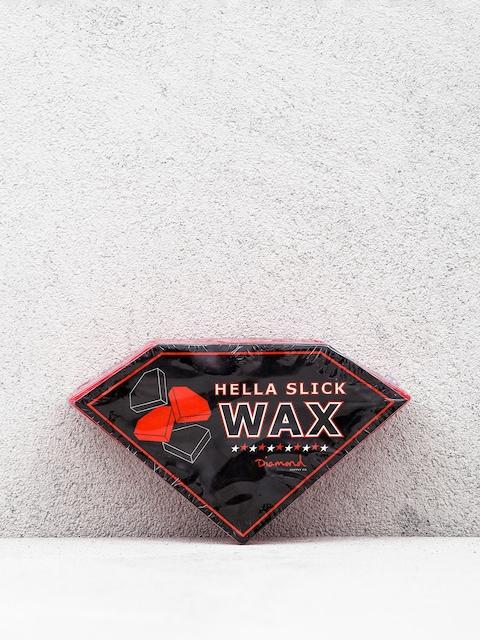 Diamond Supply Co. Skatewachs Hella Slick Wax (red)