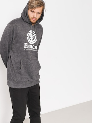 Element Hoodie Vertical HD (charcoal heather)