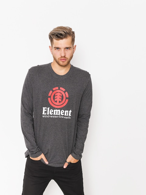 Element Longsleeve Vertical (charcoal heather)