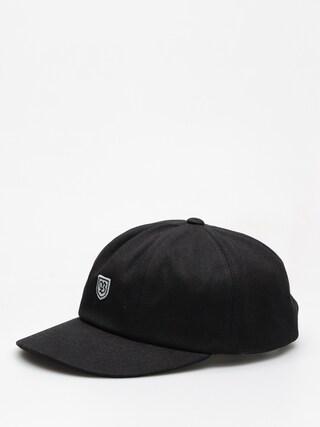 Brixton Cap B Shield III ZD (black/grey)