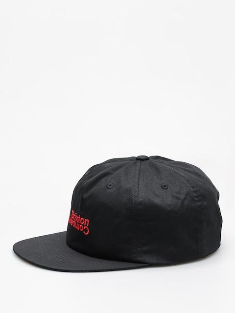 Brixton Cap Revert Mp Snbk ZD (black)