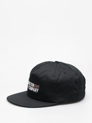 Brixton Cap Lucero Hp Snbk ZD (black)