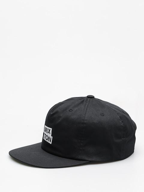 Brixton Cap Team Mp Snbk ZD (black)