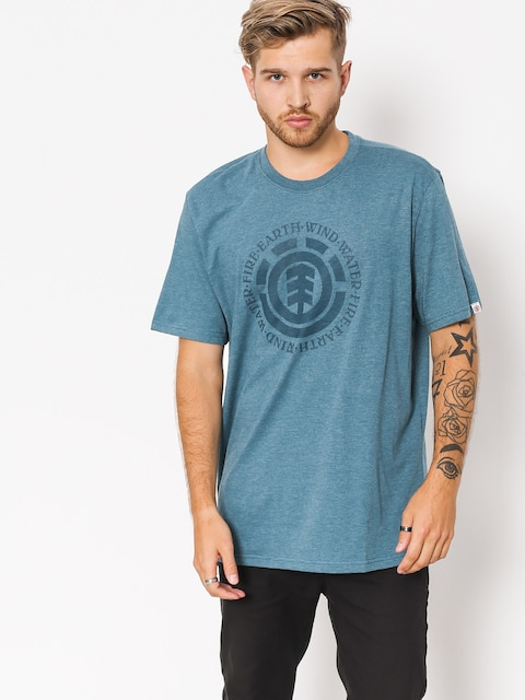 Element T-shirt Seal (blue steel htr)