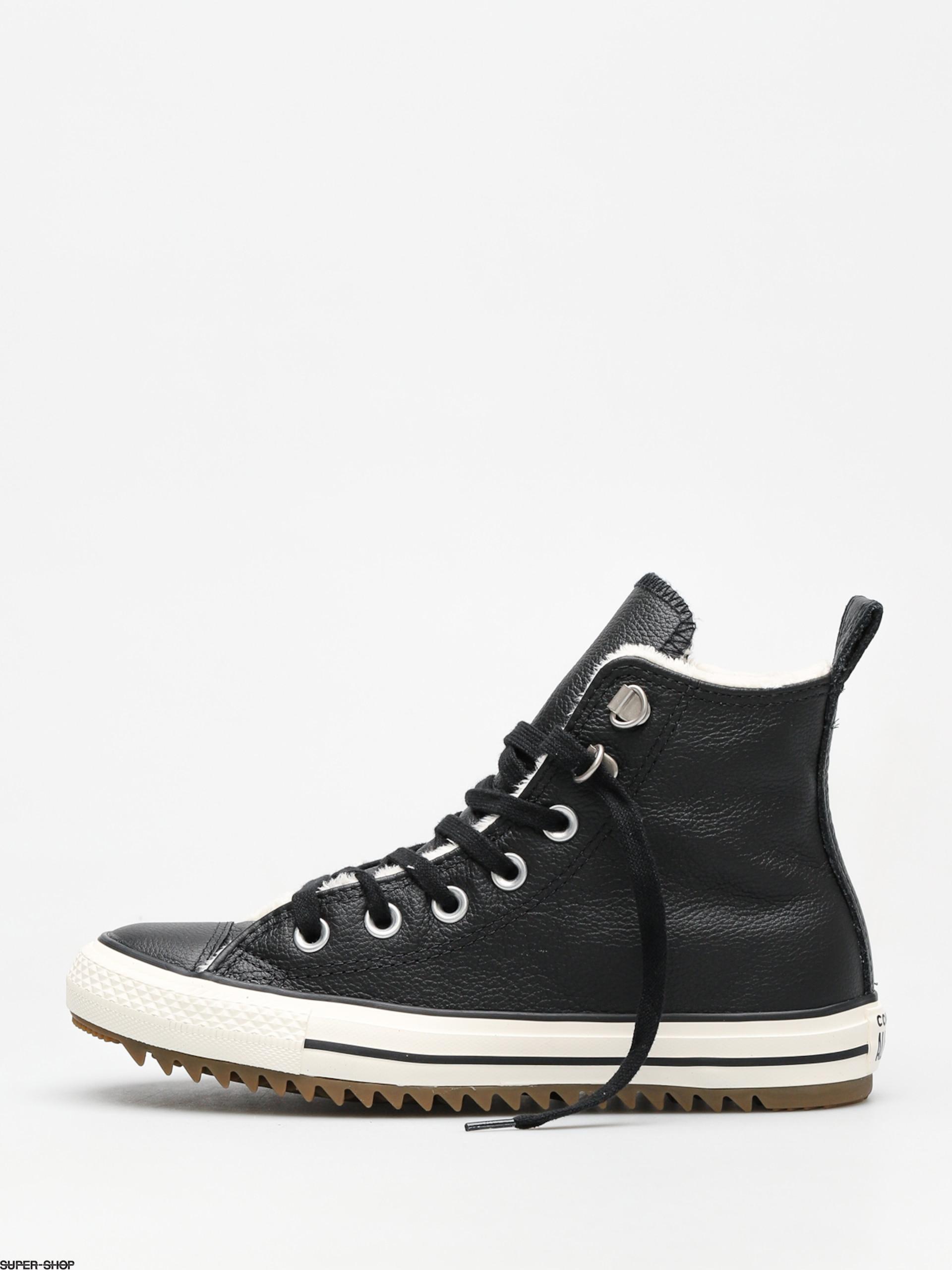 Converse Chucks Chuck Taylor All Star Hiker Boot Hi (blackegretgum)