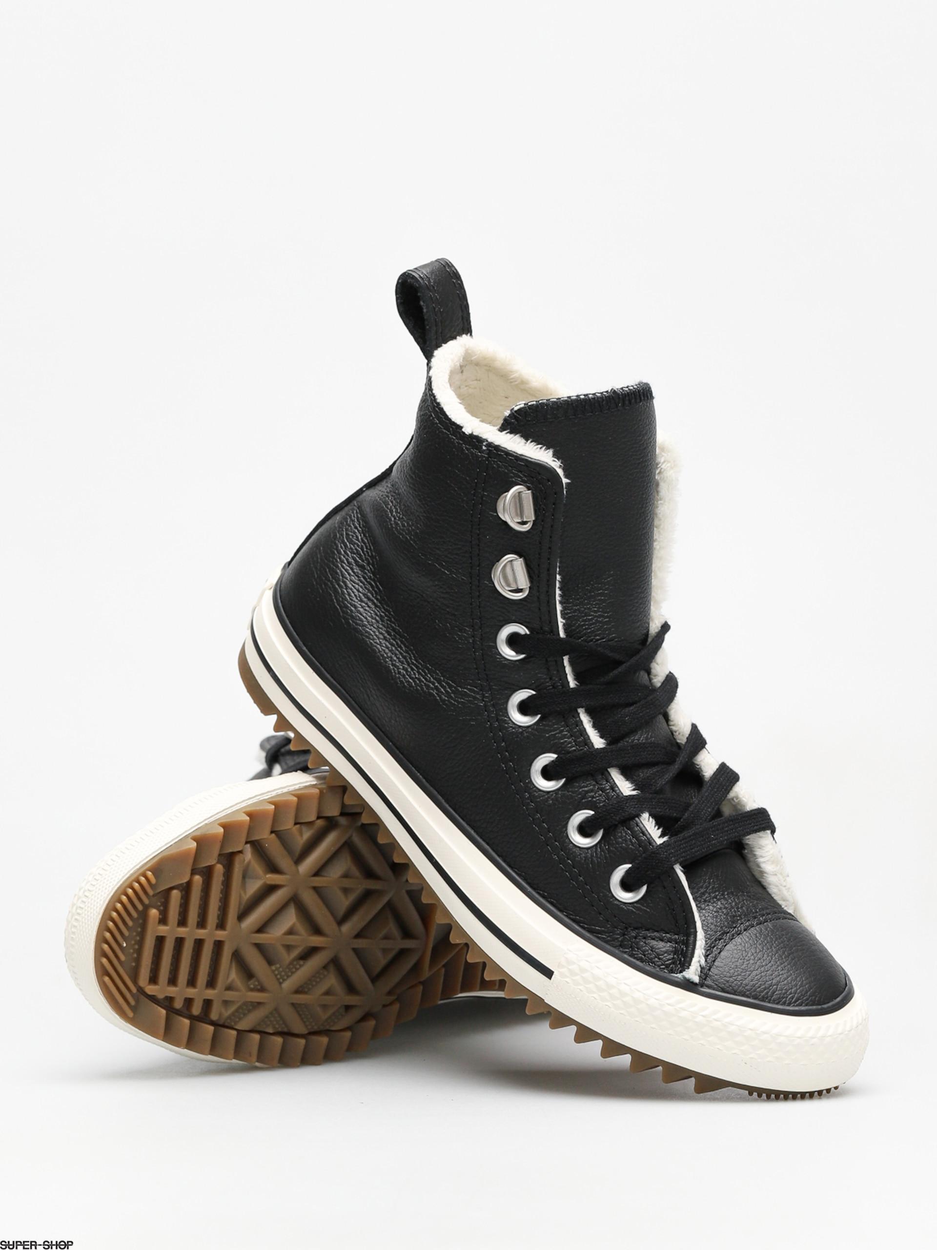 Converse Chucks Chuck Taylor All Star Hiker Boot Hi (black egret gum) 814a95a539a
