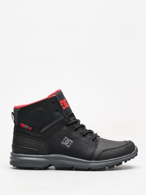 DC Winterschuhe Torstein (black/grey/red)