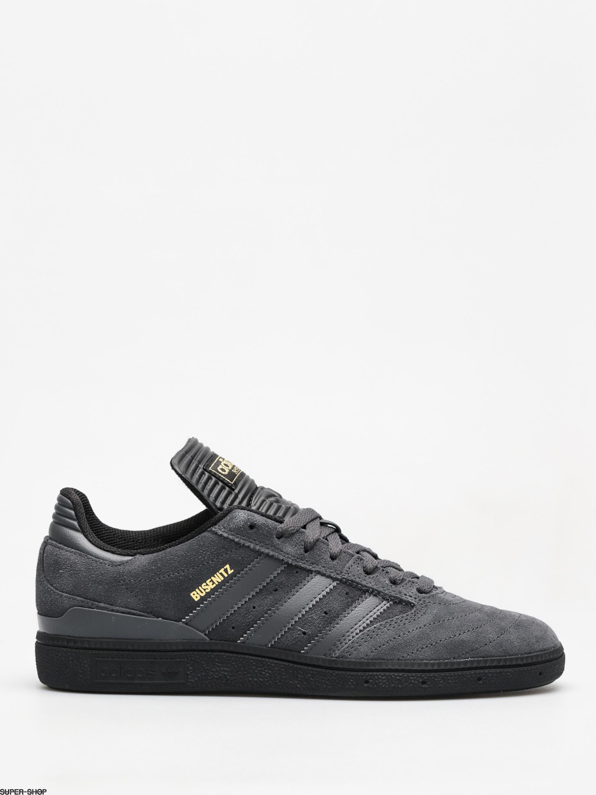 1d3ad33060 adidas Shoes Busenitz (dgh solid grey core black gold foil)
